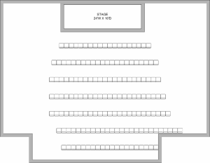 SFFHS Theater Style Room Layout